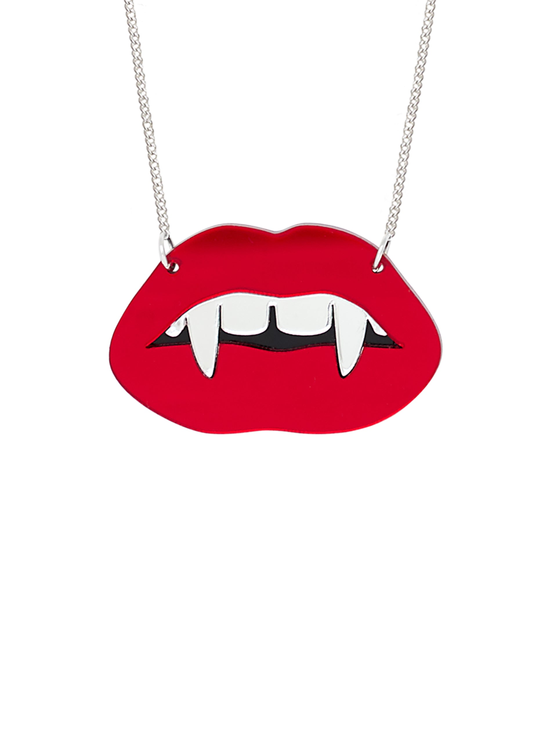 Vampire Bling Necklace