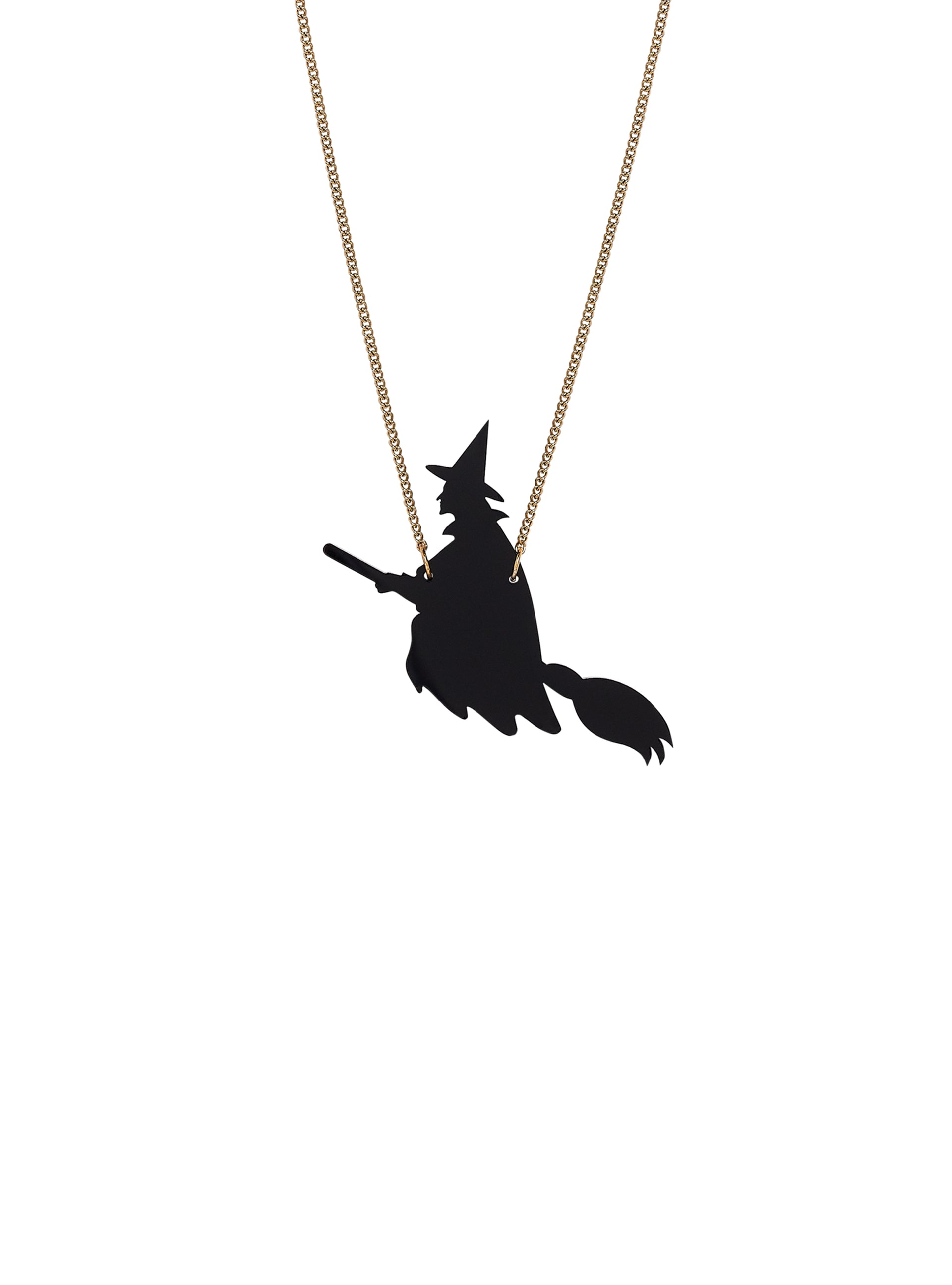 Spooky Witch Necklace