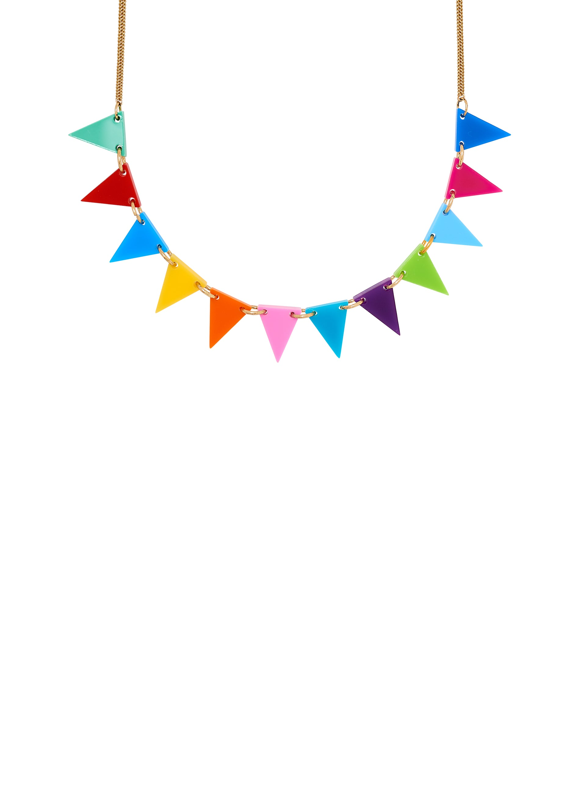 Bunting Necklace Workshop - 08/02/2020 pm