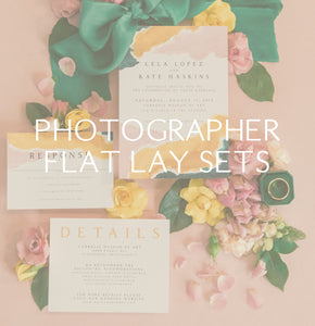 Photographer Suites - Set of 5