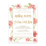 watercolor greenery wedding invitation coral pink wedding invitation wedding invitation simple wedding invitation watercolor floral wedding invitation modern wedding invitation Pittsburgh wedding invitation Pittsburgh weddings Pittsburgh wedding vendors watercolor wedding invitation wedding invitation navy wedding invitation custom wedding invitation hand lettered wedding invitation Pittsburgh paper goods wedding paper goods Pittsburgh artist Pittsburgh wedding art