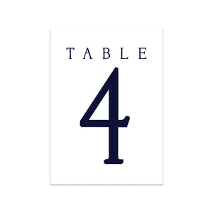 Oh Joyful Day Wedding Table Numbers Colorful table numbers wedding decorations jewel tone wedding jewel tone wedding decorations set of table numbers printed table numbers Pittsburgh weddings
