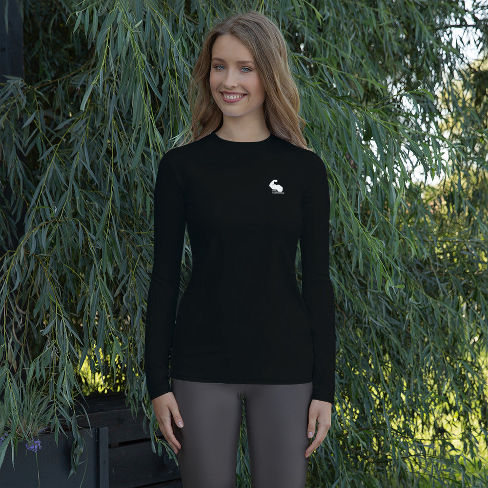 Tailored Long Sleeve T-Shirt