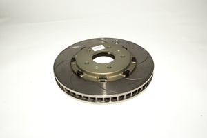 Brake Disc Assembly, Front, left hand, Gravel, Lancer Evo X