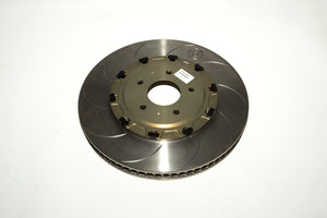 Brake Disc Assembly, Front, Left hand, Tarmac, Lancer Evo X