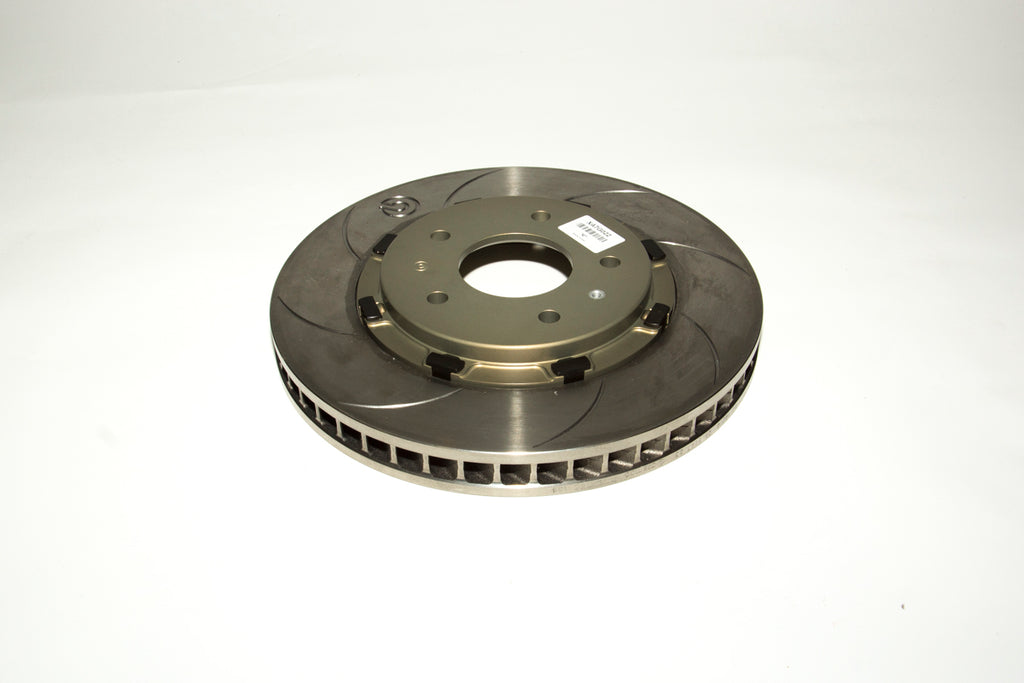 Brake Disc Assembly, Front, Right hand, Gravel, Lancer Evo X