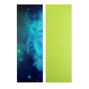 Galaxy Universe 2 Themed Yoga Mat-GranvilleDesigns