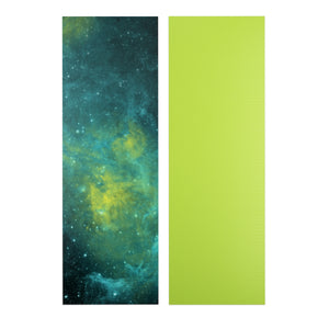 Galaxy Universe Themed Yoga Mat-GranvilleDesigns