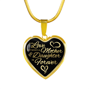 Mother to Daughter: Love Between Us is Forever-GranvilleDesigns