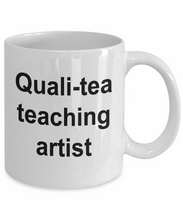 An artist teaches teaching kids artistic behavior teacher-GranvilleDesigns