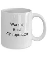 Best chiropractor ever mug-GranvilleDesigns