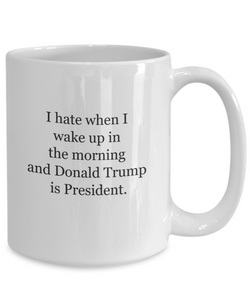 Trump hater gifts mug-GranvilleDesigns