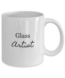 Glass artist coffee mug-GranvilleDesigns