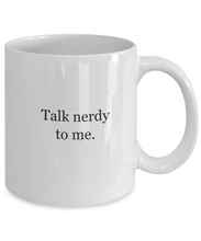 Talk nerdy to me-GranvilleDesigns