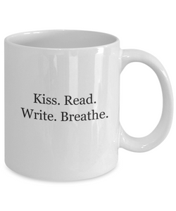 Book Lover Author Mug-GranvilleDesigns