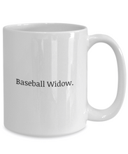 Baseball widow mug-GranvilleDesigns