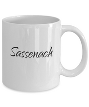 Sassenach coffee mug-GranvilleDesigns