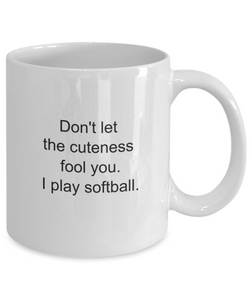 Softball player gifts-GranvilleDesigns