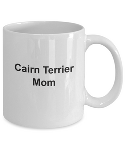 Cairn Terrier Mom-GranvilleDesigns