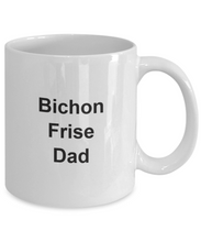 Bichon frise gifts for dad-GranvilleDesigns