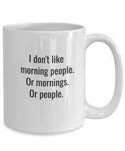 Introvert gift: mug for office-GranvilleDesigns