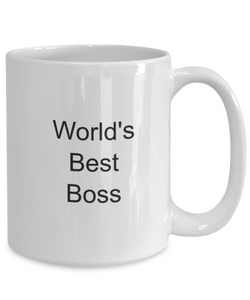 Mug worlds best boss-GranvilleDesigns