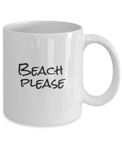 Beach Lovers Mug-GranvilleDesigns