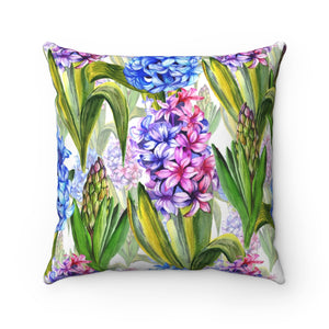 Spun Polyester Square Pillow-GranvilleDesigns