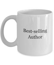 Author gifts: bestselling mug-GranvilleDesigns
