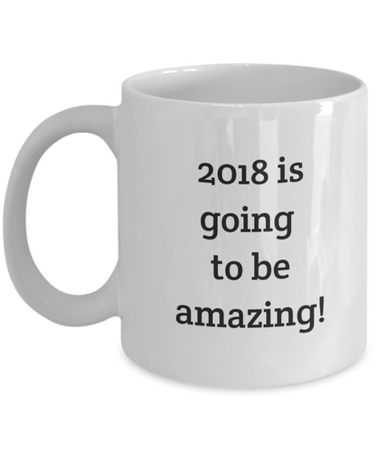 2018 Coffee Mug-GranvilleDesigns