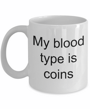 Coin collector gifts funny-GranvilleDesigns