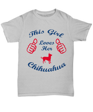 Chihuahua lover gifts for women-GranvilleDesigns