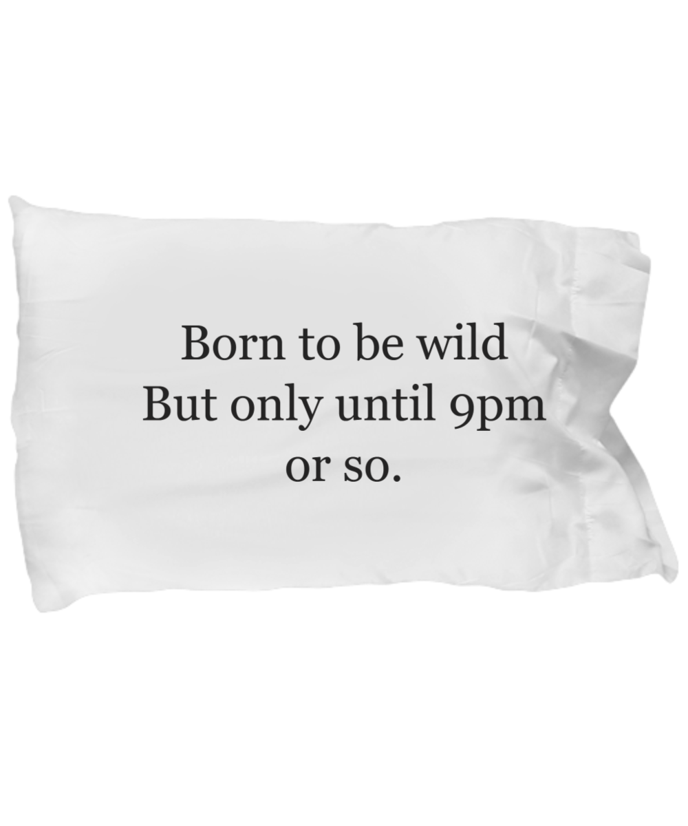 Born to be wild pillowcase-GranvilleDesigns