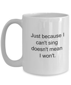 Bad singer mug-GranvilleDesigns