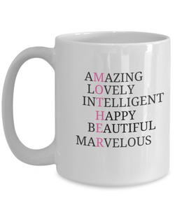 Coffee mug mother-GranvilleDesigns