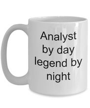 Business analyst mug data behavior coffee requirements-GranvilleDesigns