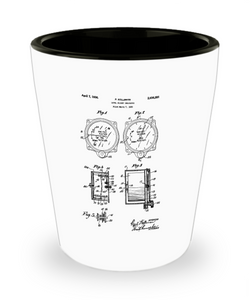 Airplane Pilot Gift: Flight Indicator Patent-GranvilleDesigns