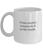 Cross-country runner mug-GranvilleDesigns