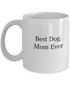 Best dog mom ever mug-GranvilleDesigns