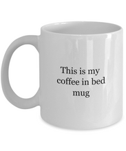 Coffee in Bed Mug-GranvilleDesigns