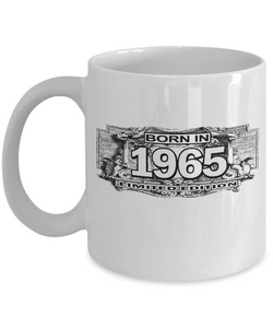 1965 Birthday gifts- mug-GranvilleDesigns