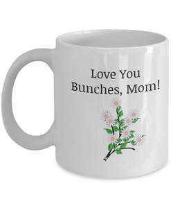 Love you Mom coffee mug-GranvilleDesigns