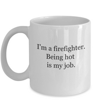 Coffee mug firefighter-GranvilleDesigns