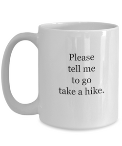 Hiking lover gifts coffee mug-GranvilleDesigns