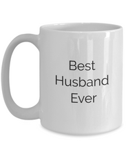 Best Husband Ever Mug-GranvilleDesigns
