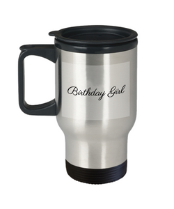 Birthday girl coffee mug-GranvilleDesigns