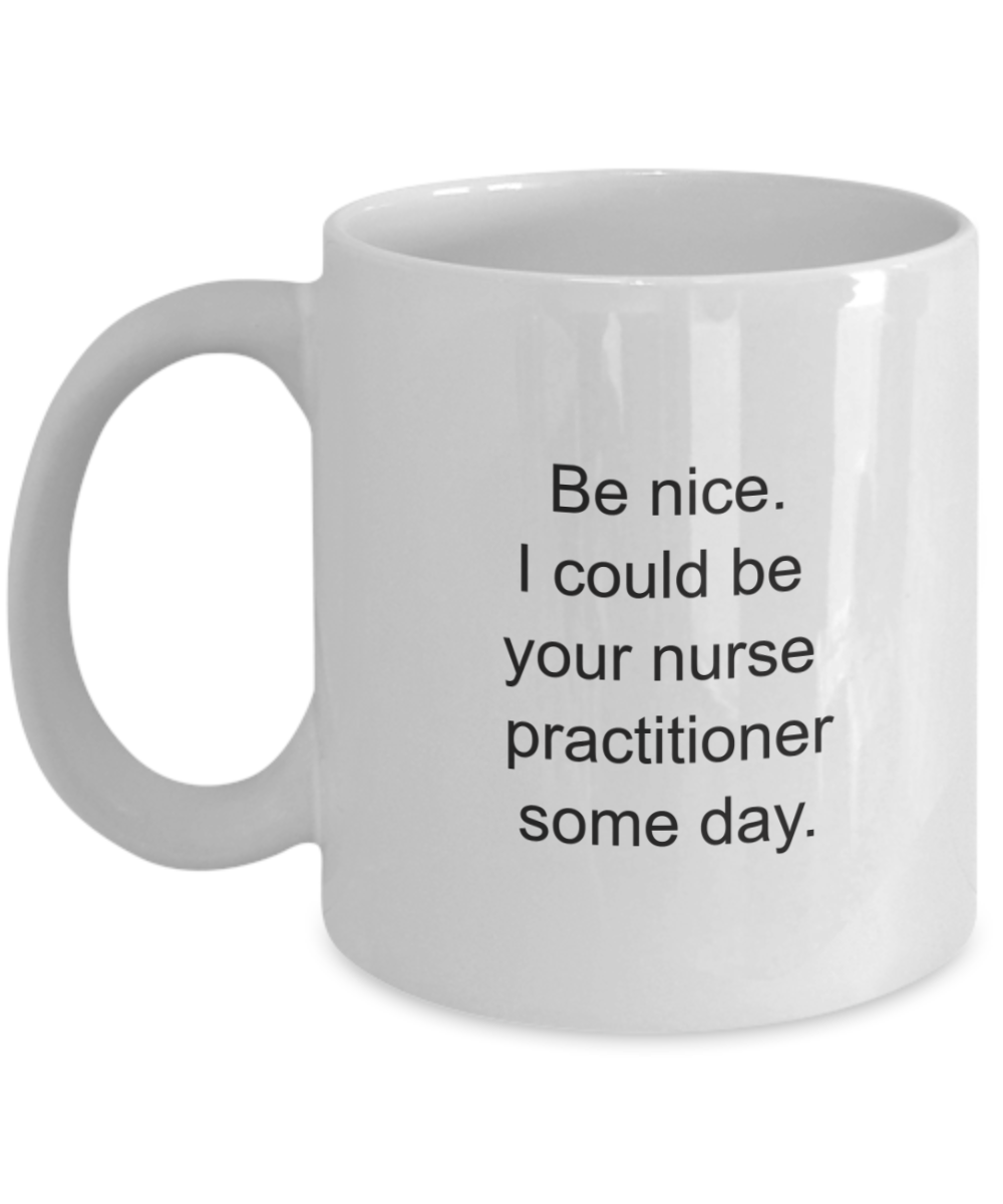 Nurse practitioner student gifts-GranvilleDesigns