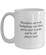 Gamer Valentines Day mug-GranvilleDesigns