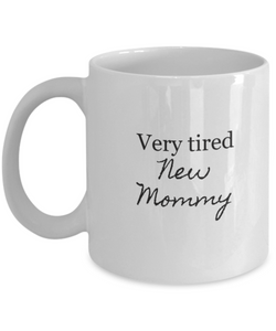 New Mommy coffee mug-GranvilleDesigns