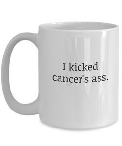 Cancer survivor mug-GranvilleDesigns